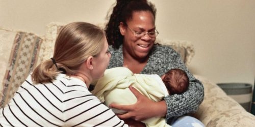 DONA postpartum doula training