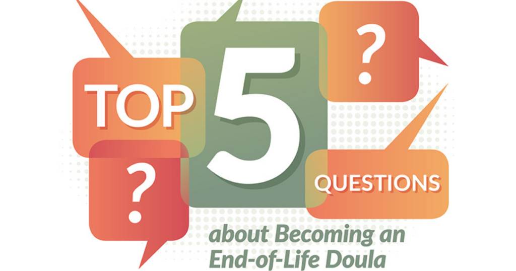 become end of life doula