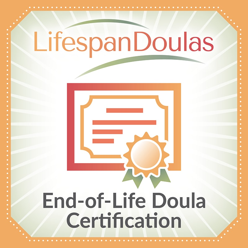 end of life doula certification