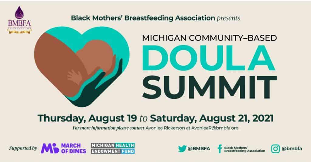 michigan community-based doula summit