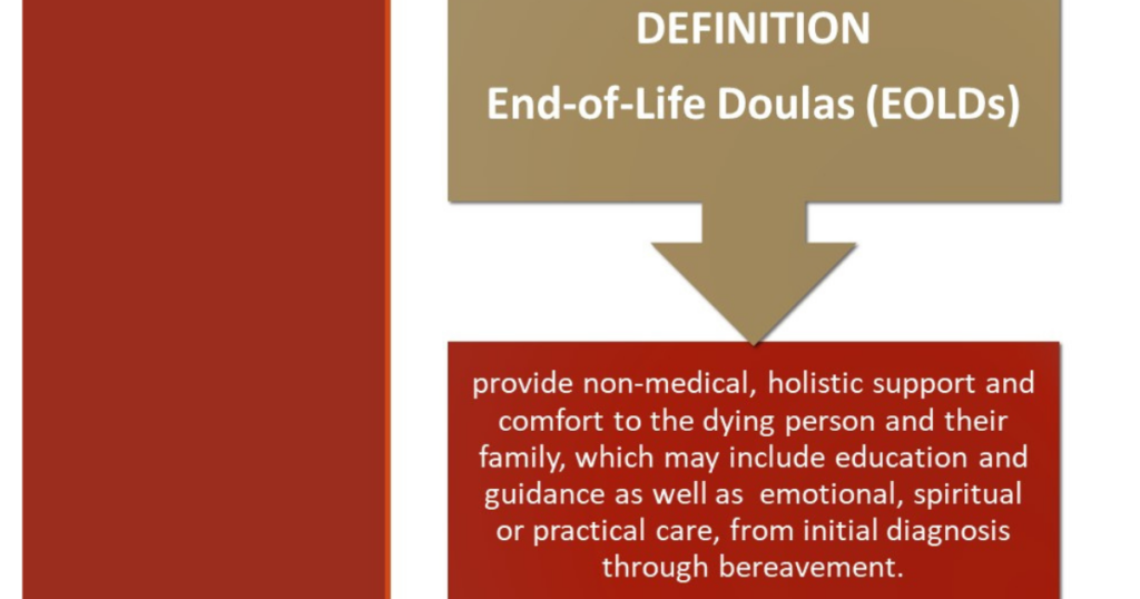 becoming end-of-life doula